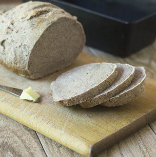 Spelt Millet Brown Rice Flour GF Bread