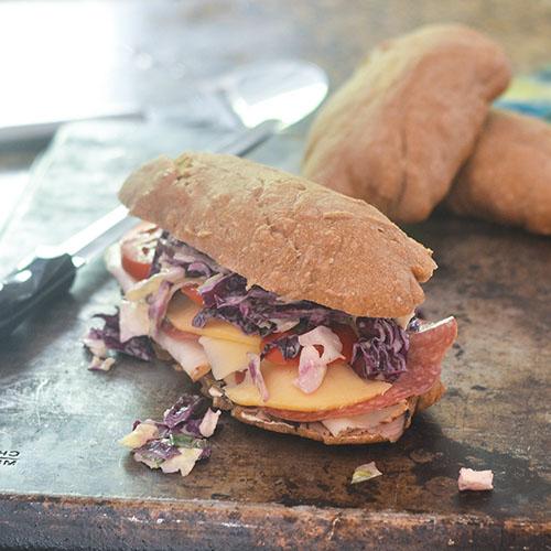 Gluten Free Sub Rolls #bread #glutenfree #roll #deli   feedyoursoul2.com
