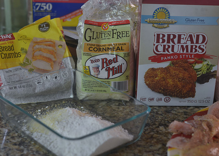 Dredging Ingredients