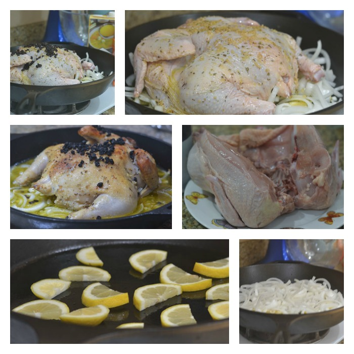 Building of the Recipe Through Baking