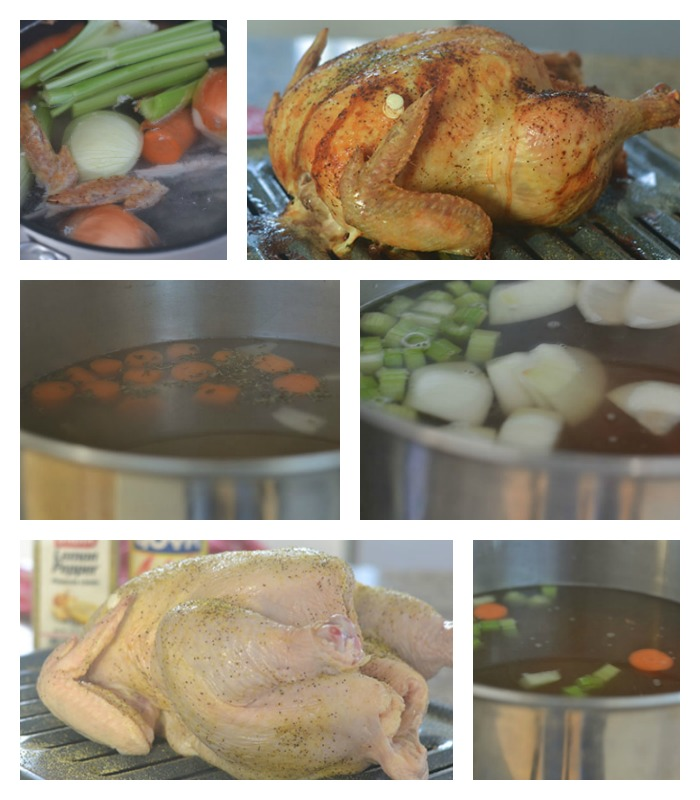 Developing the Chicken Stock & Soup