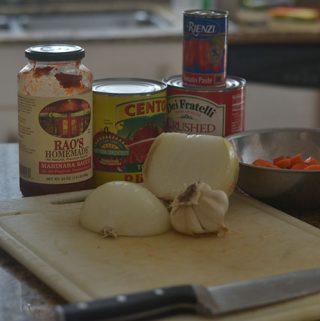 Gluten Free Skillet Pesto Lasagna