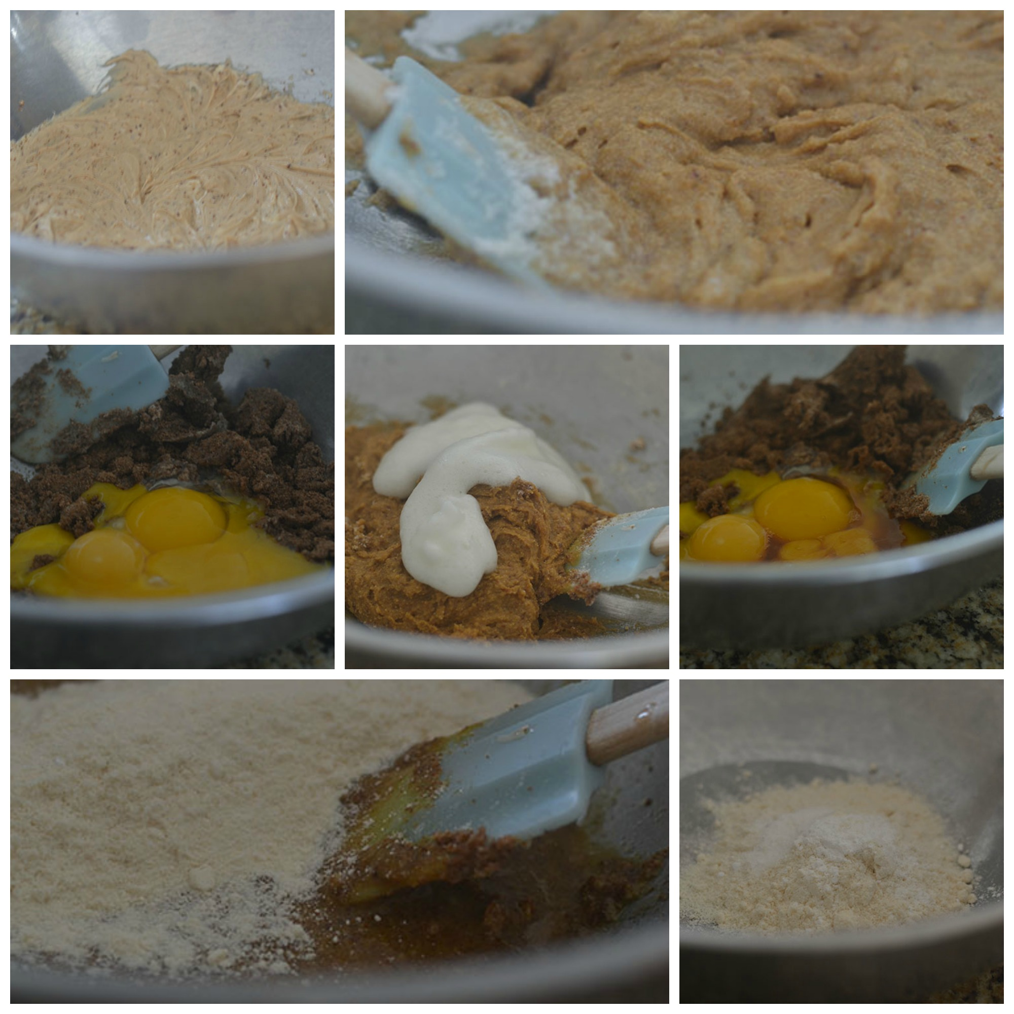 Mixing and Development of the Gluten Free Cake Layer