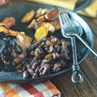 BBQ Smoked Baked Beans