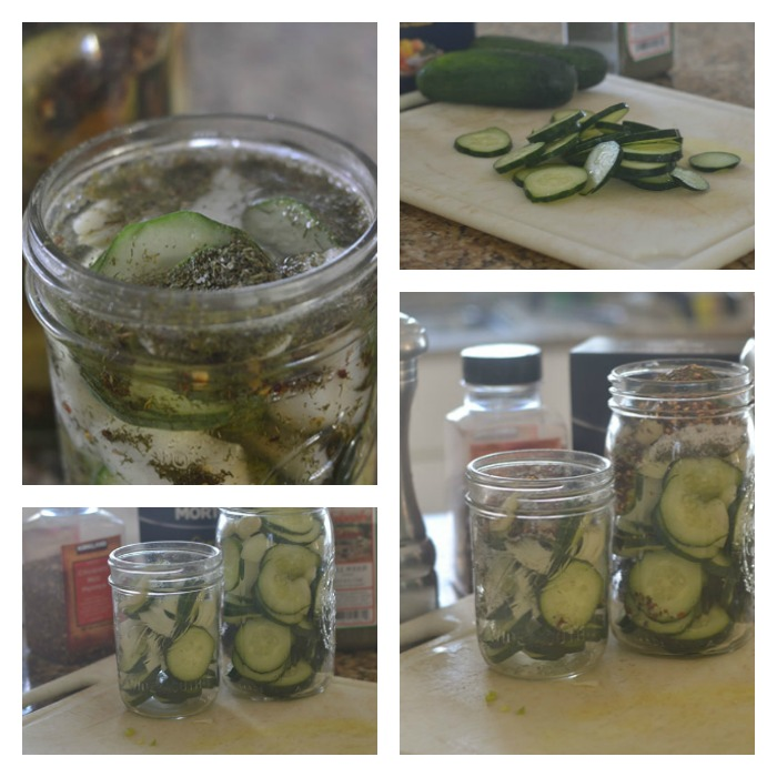 Pickling the Cucumbers