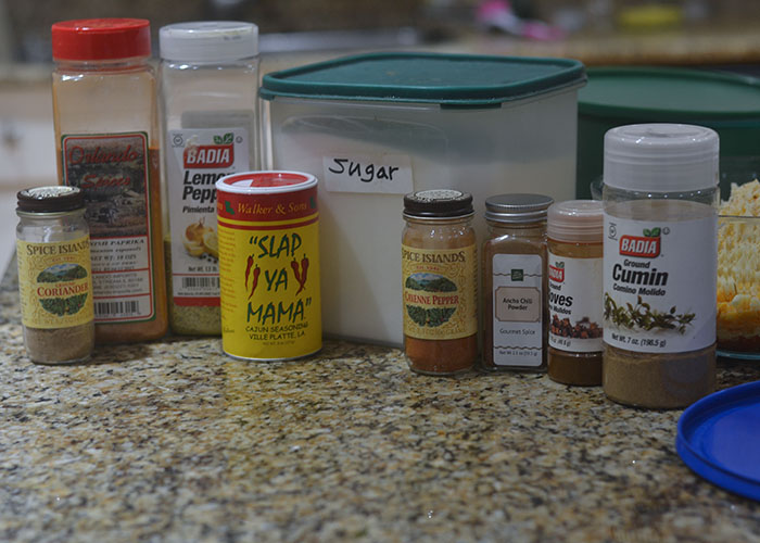 Pimento Spice Ingredients