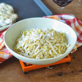 DIY Gluten Free Pasta