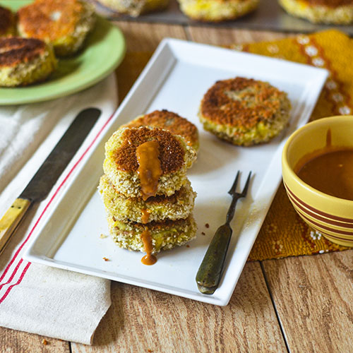 Mashed Potato Corn Cakes l #glutenfree #potatoes #comfortfood | feedyoursoul2.com
