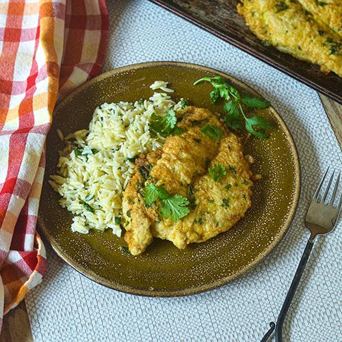 Chicken Francaise l #chicken #panfry #glutenfree | feedyoursoul2.com