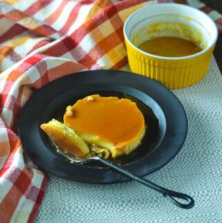 Creamy Caramel Flan