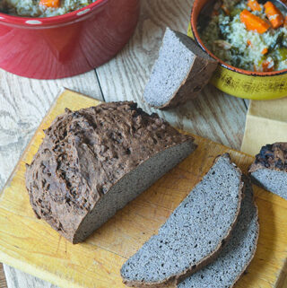 GF Buckwheat Bread
