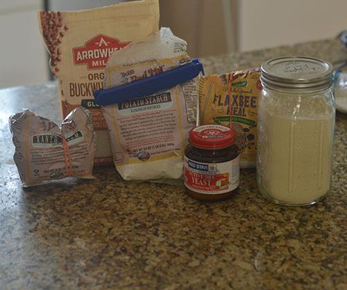 Flour Ingredients