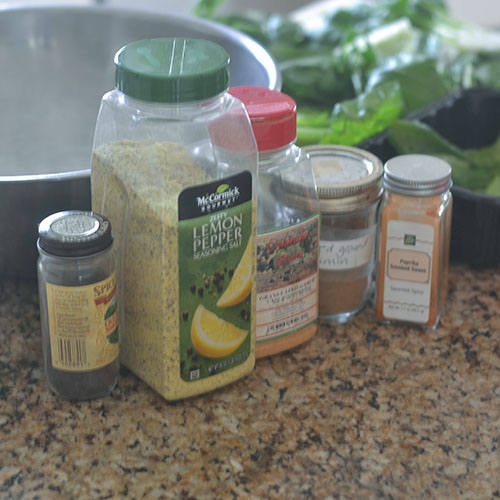 Spice Ingredients