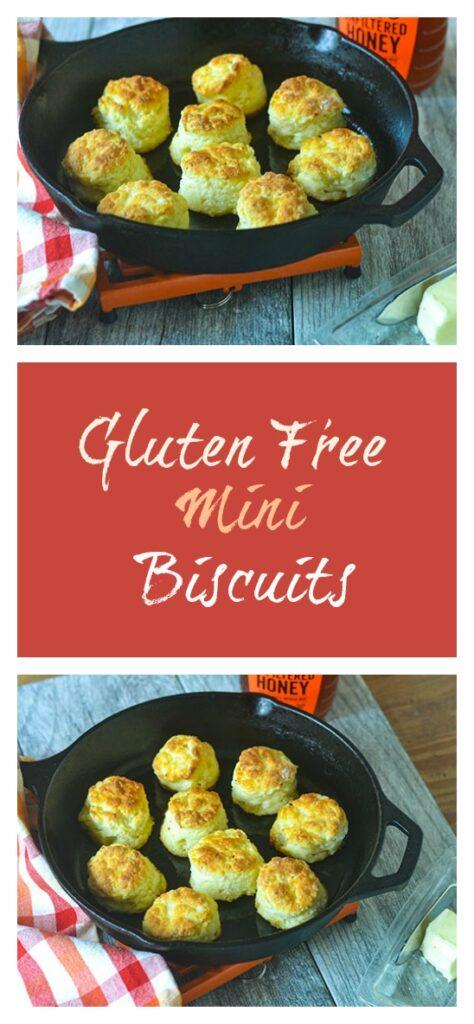 Gluten Free Biscuits l #bread #Southernrecipe #glutenfree | feedyoursoul2.com