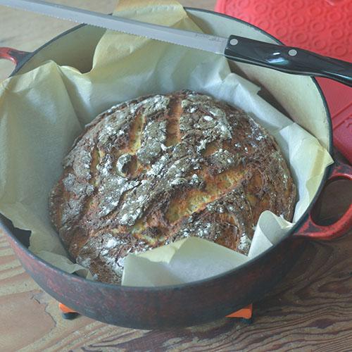 Baked Gluten Free Bread