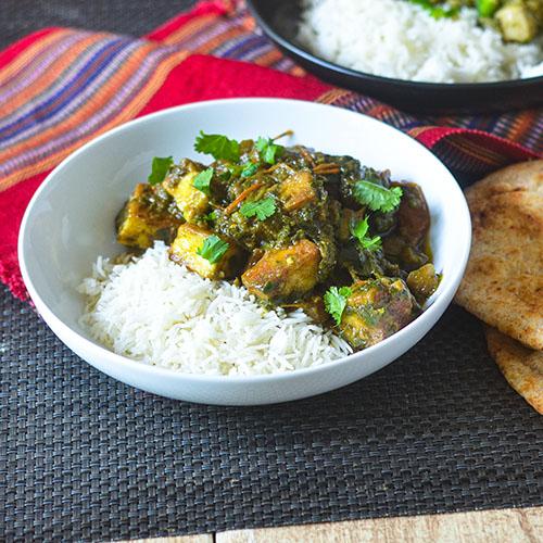 Paneer Shani l #glutenfree #Indianfood #cheese #onepotmeal | feedyoursoul2.com
