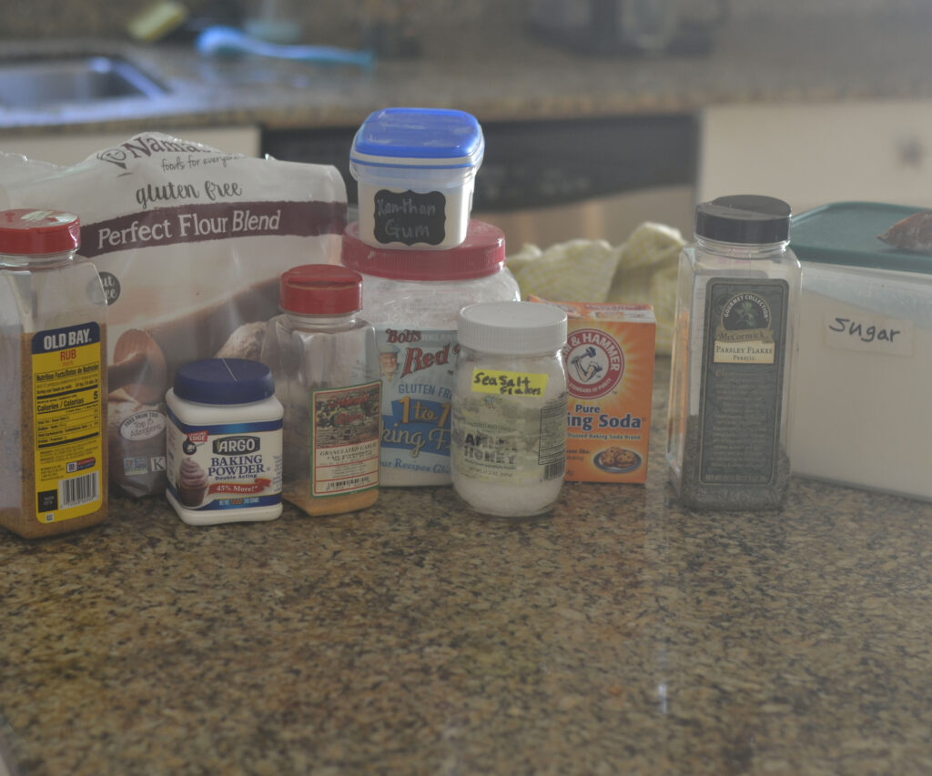 Biscuit Ingredients