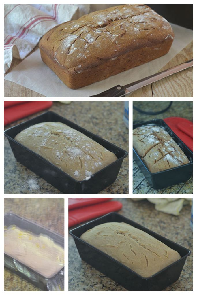 Making the Bread