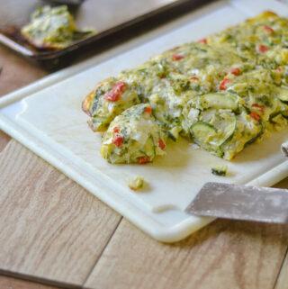 Best Zucchini Bake
