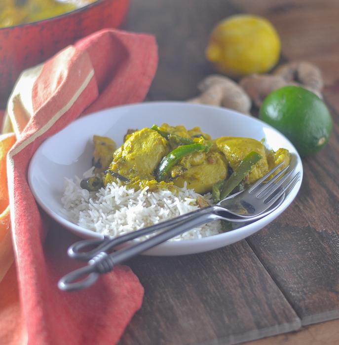 Authentic Spicy Indian Chicken l #chicken #glutenfree #Indianfood #spicy | feedyoursoul2.com