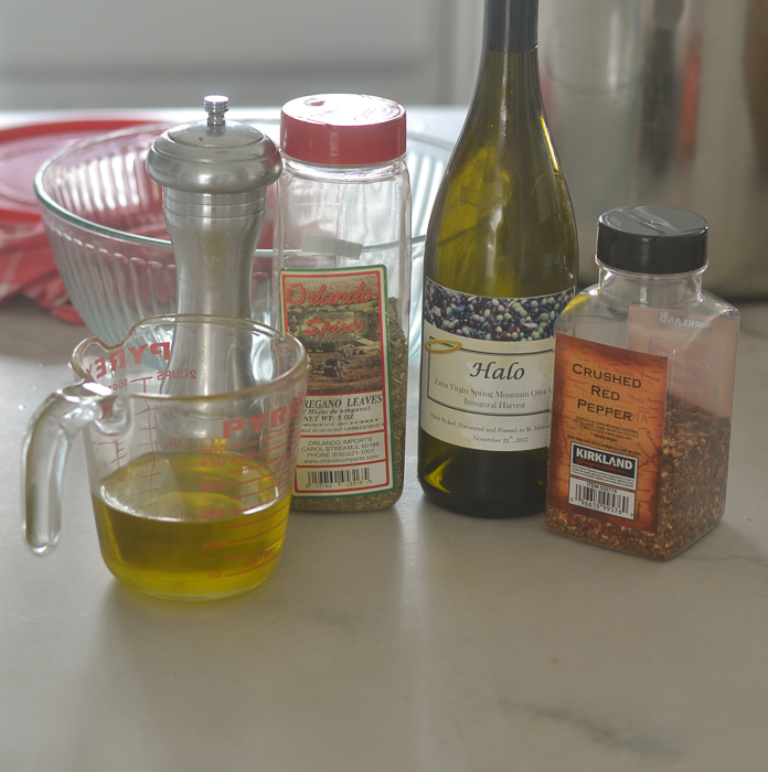 Sauce/Oil Ingredients