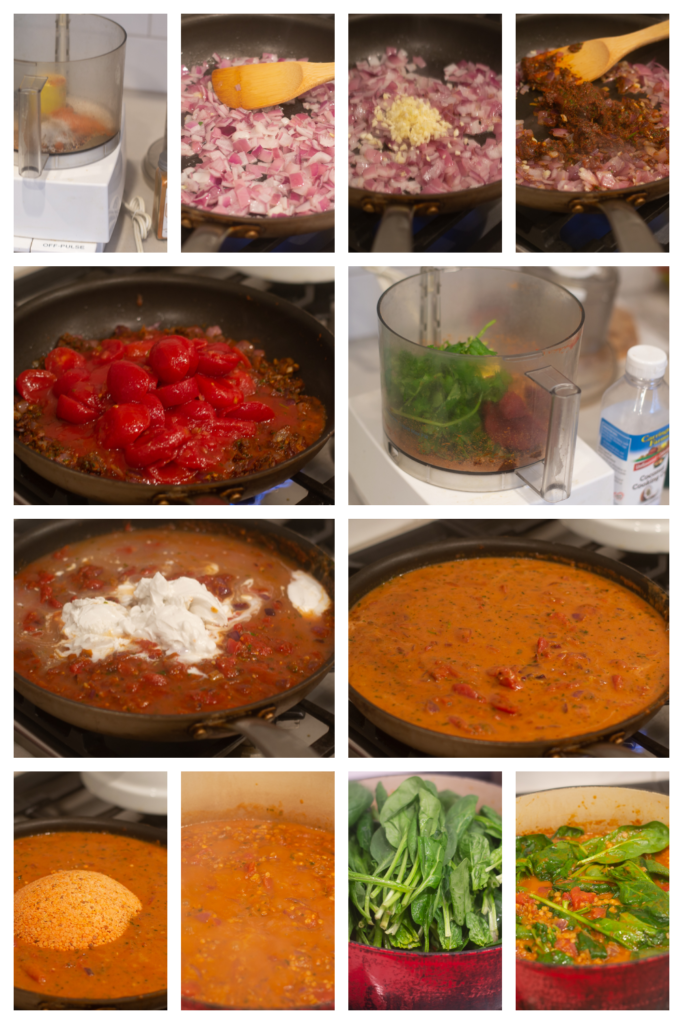 Developing the Lentil Stew
