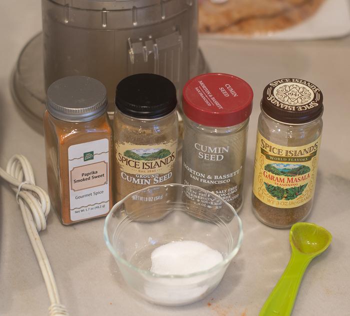 Spice Ingredients