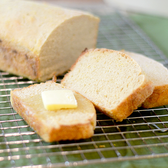Feed Your Soul Too: English Muffin Bread