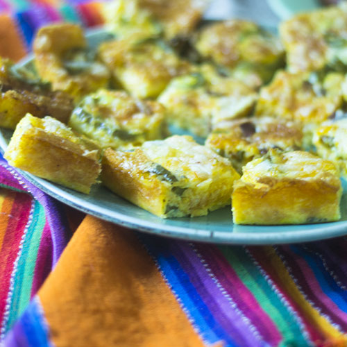 Feed Your Soul Too: Jalapeno Cheese Squares