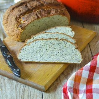 GF Artisan Flax Bread
